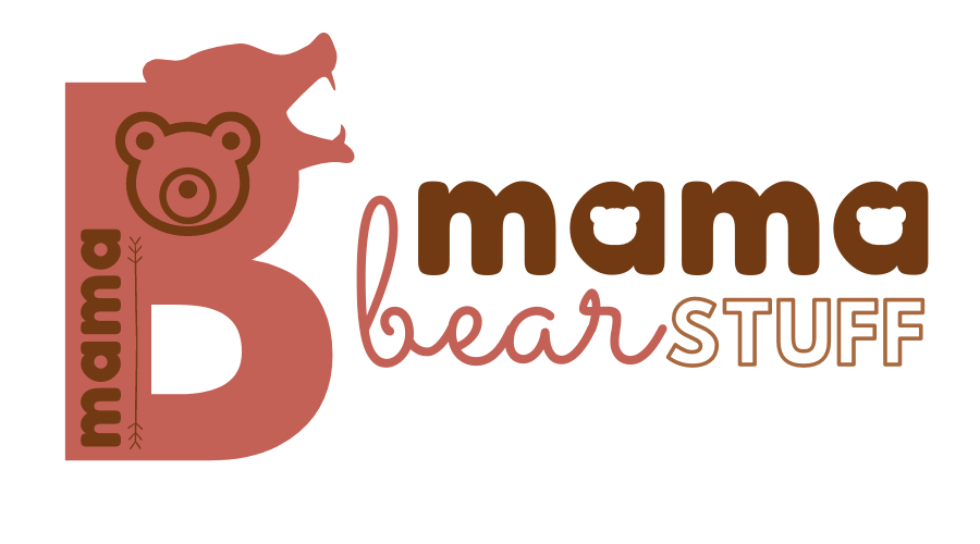 Mama Bear stuff logo