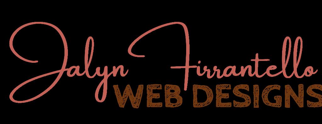 Jalyn Firrantello website designs