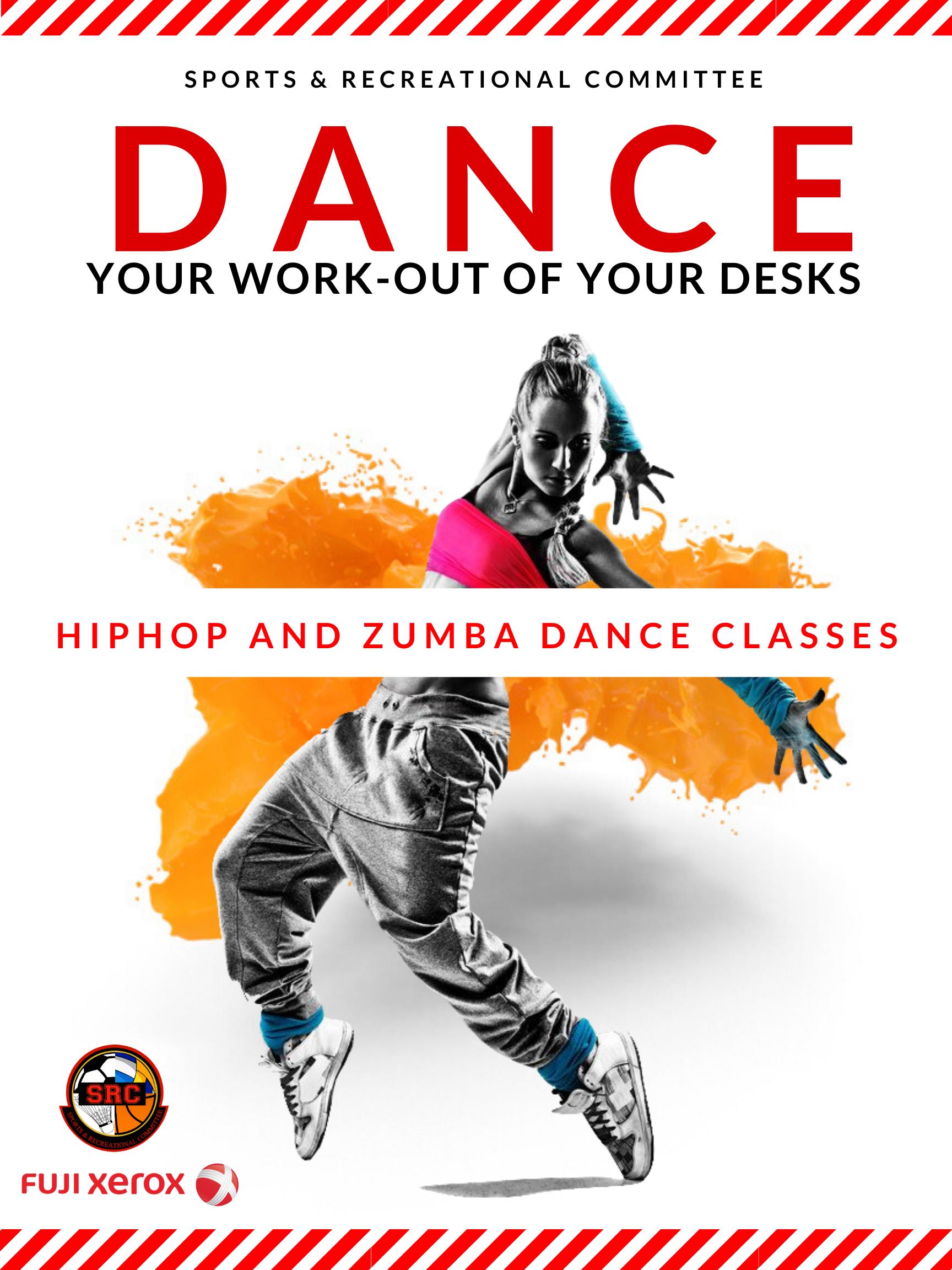 Zumba Hiphop Class SRC