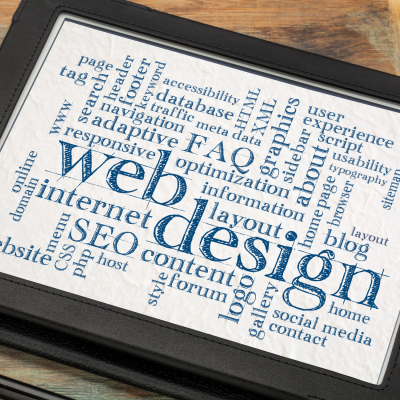 WordPress or any Website Design​